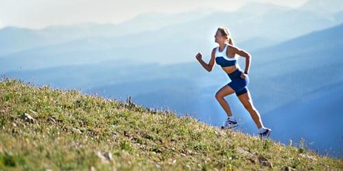 к чему снится бег в гору