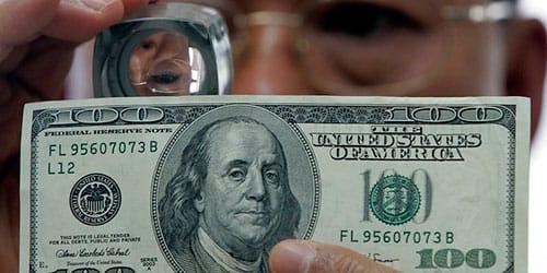 фальшивые доллары во сне