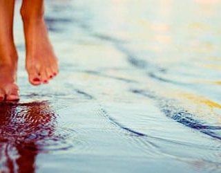 Идти по воде