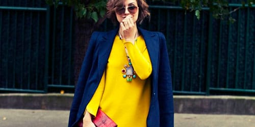 сонник желтое платье