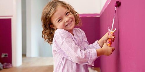 сонник красить стены