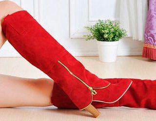 К чему снятся красные сапоги?