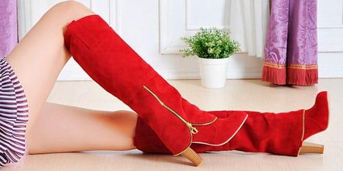 сонник красные сапоги