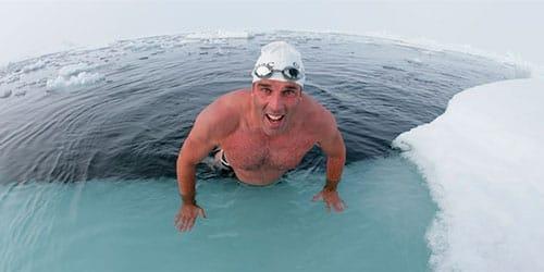 к чему снится купаться в ледяной воде