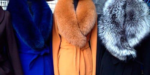 к чему снится пальто с мехом