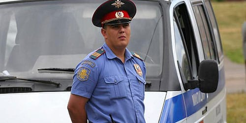 сонник милиция
