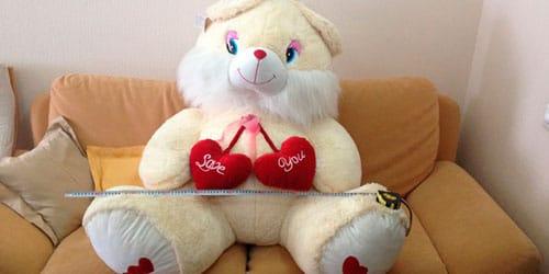 сонник мягкая игрушка заяц