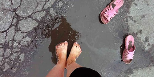 к чему снятся ноги в грязи
