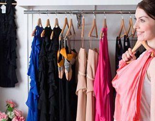Во сне покупать платье