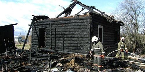 Приснился дом после пожара