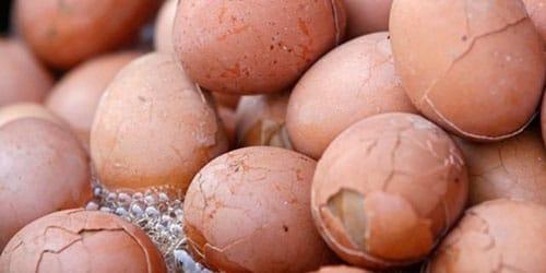 сонник тухлые яйца