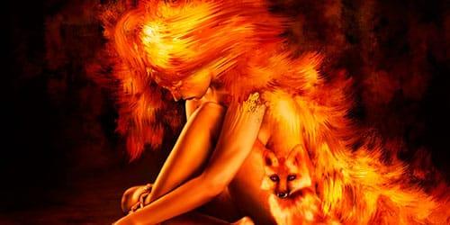 к чему снится что горят волосы на теле