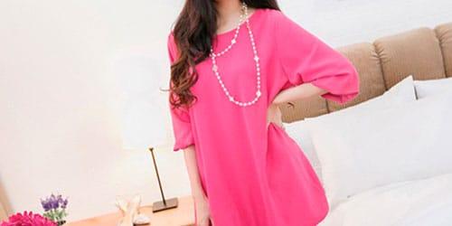 розовая блузка во сне
