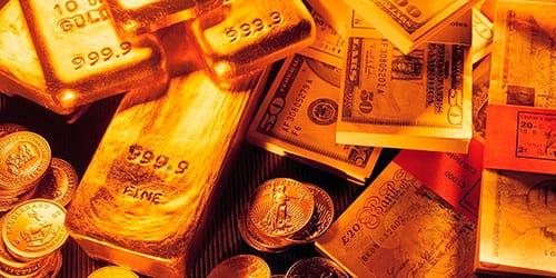 к чему снится богатство