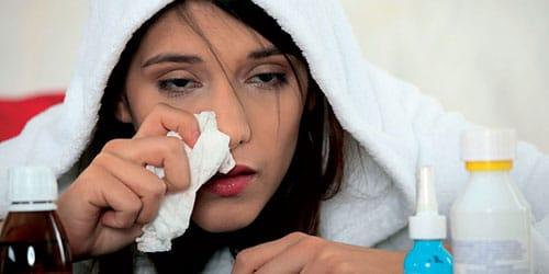 болеть простудой во сне