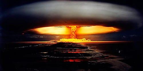 ядерная бомба во сне
