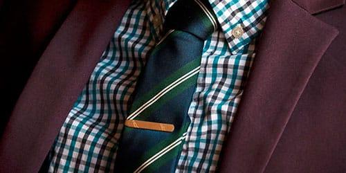 галстук с зажимом во сне