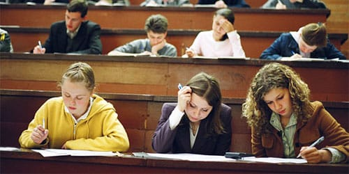 учиться в институте во сне