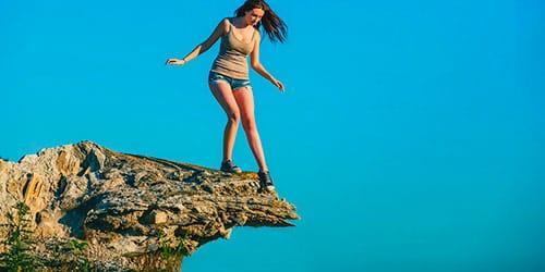 к чему снится испугаться высоты