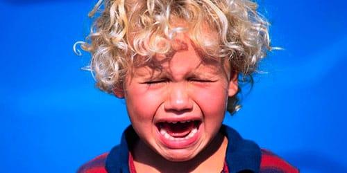 к чему снится истерика у ребенка