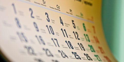 к чему снится календарь