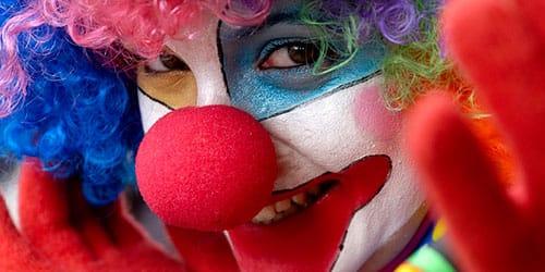 сонник клоун