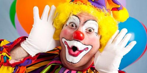 клоун во сне