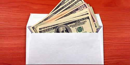 сонник конверт с деньгами