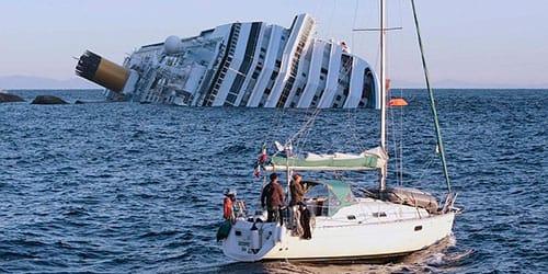 к чему снится кораблекрушение