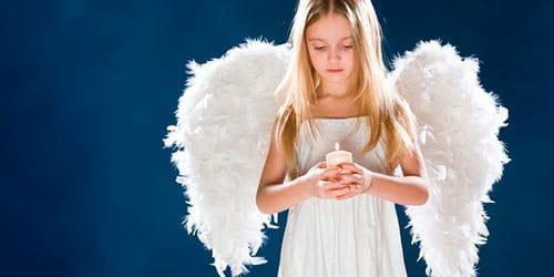 к чему снится ангел с крыльями