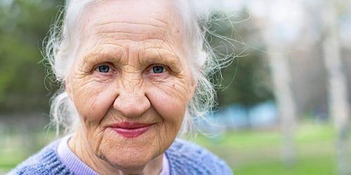 сонник пожилая женщина