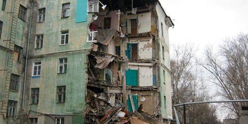 Сонник рушится дом к чему снится рушится дом во сне