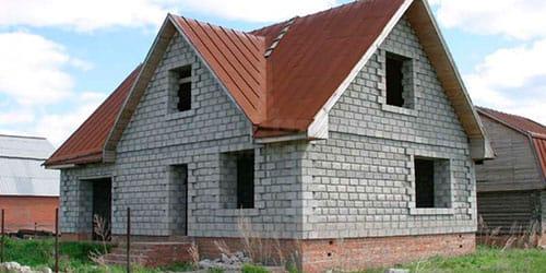сонник строящийся дом