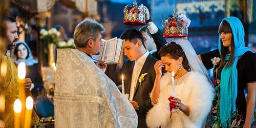 сонник венчание