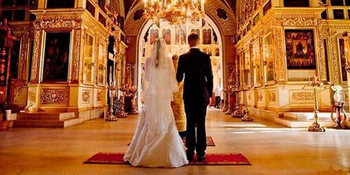к чему снится венчание