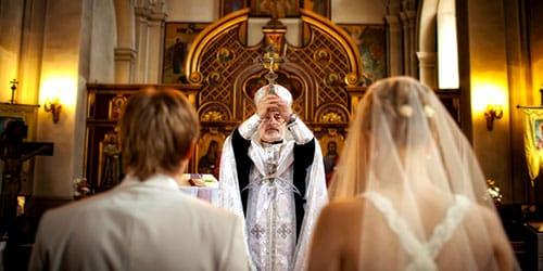 венчание во сне