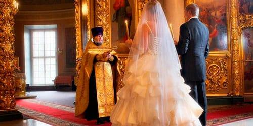 сонник венчание в церкви