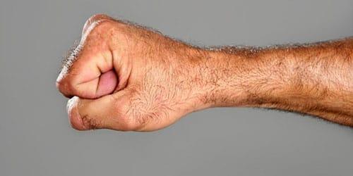 сонник волосатые руки