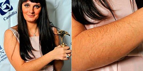 к чему снятся волосатые руки у женщины