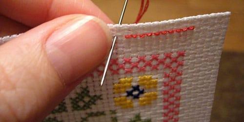 к чему снится вышивать крестиком