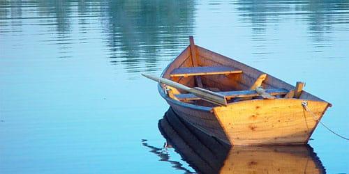 сонник лодка и вода