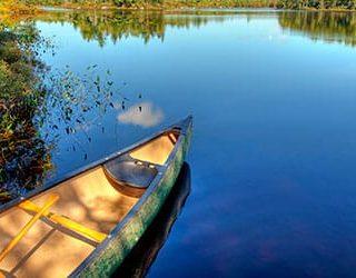 Лодка и вода