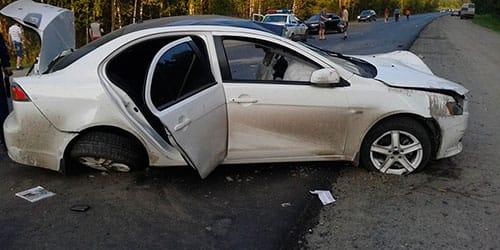 сонник разбить машину