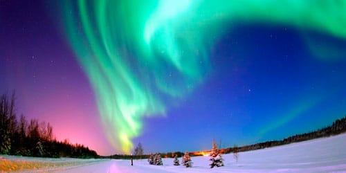 к чему снится северное сияние