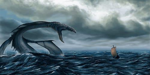 сонник морское чудовище
