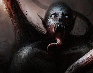 Сонник чудовище