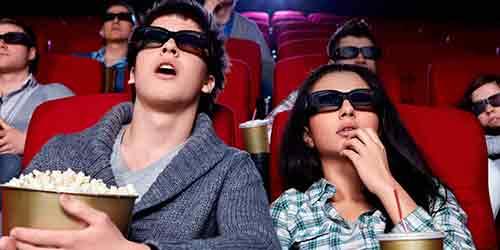 к чему снится смотреть фильм