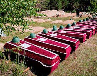 К чему снится много гробов?