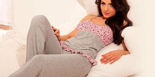 пижама во сне