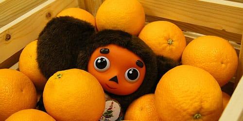 сонник посылка фруктов